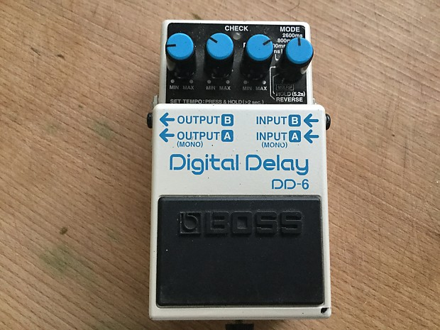 detailed look crazy price cheap sale Boss DD-6 Digital Delay | Bo's Gear Station | Reverb