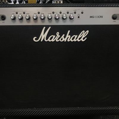 Marshall MG102CFX 100-Watt 2x12 Guitar Combo Amp
