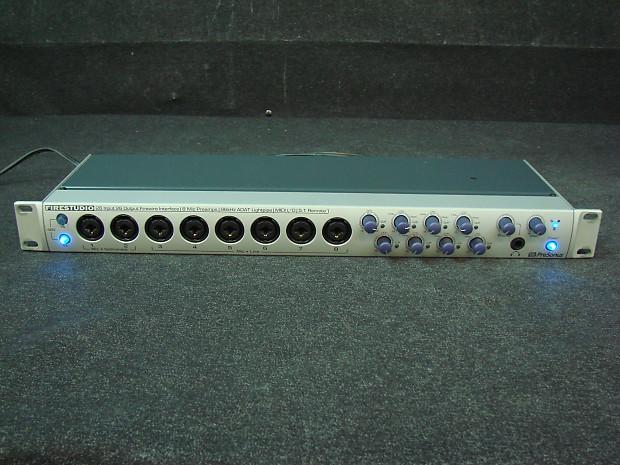 FIRESTUDIO 2626 DESCARGAR CONTROLADOR