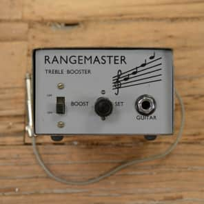 Dallas Rangemaster Treble Booster
