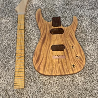 Custom Zolla Project Guitar for sale