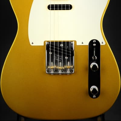 Fender Custom Shop Danny Gatton Signature Telecaster - Frost Gold 2008 for sale