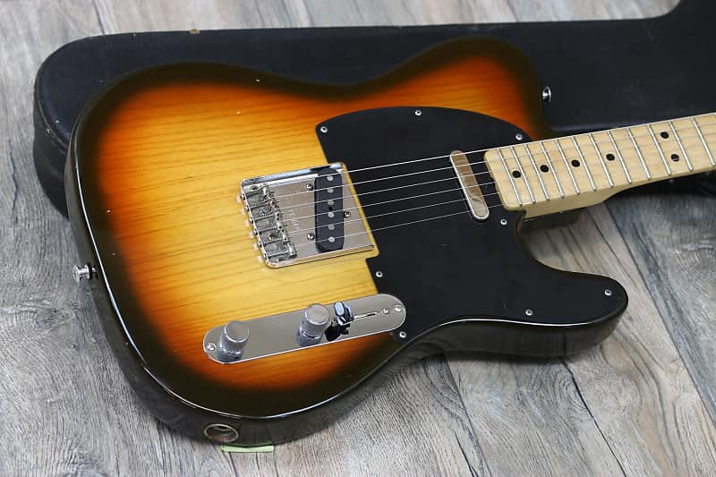 7f8500355bf Description; Shop Policies. Lovies guitars has up for grabs this super sweet  1979 Fender USA Telecaster ...