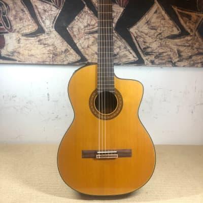 Takamine TC132SC classical guitar, 2008