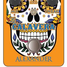 Alexander Pedals La Calavera Phaser - Brand New - Official Dealer