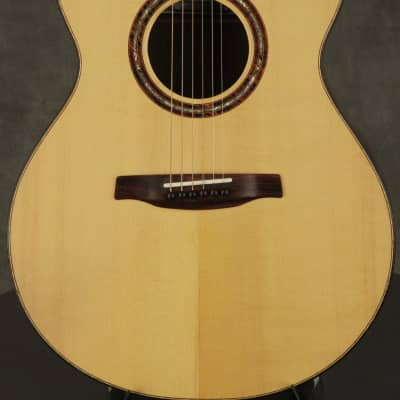 08 PRS Paul Reed Smith STEVE FISCHER Angelus Cutaway elec acoustic PROTOTYPE #31 for sale
