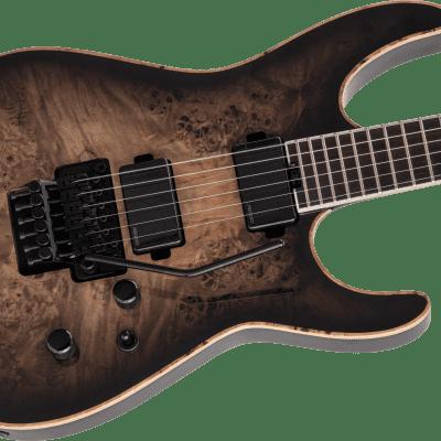 NEW! 2020 Limited Edition Wildcard Series Soloist SL2P Poplar Burl Top Ebony Board Authorized Dealer