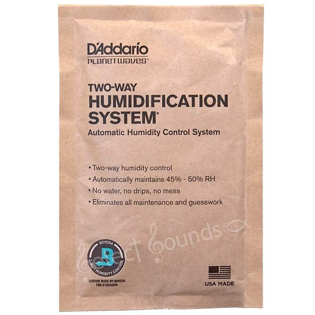 d addario two way humidification system instructions