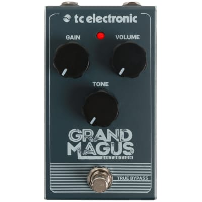 TC Electronic Grand Magus Distortion effects pedal for sale
