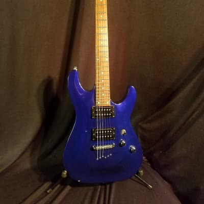 Schecter Omen-6 Blue for sale