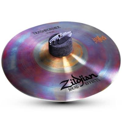 "Zildjian 10"" FX Trashformer Cymbal"
