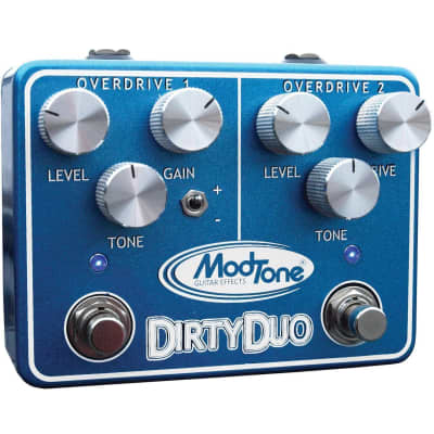Modtone Dirty Duo Overdrive for sale