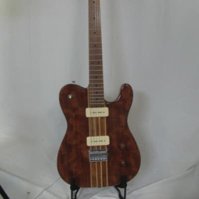 Logan Custom Cabronitae telecaster 2021 Natural for sale