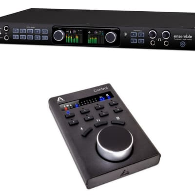 Apogee Ensemble Thunderbolt With Apogee Control USB Remote