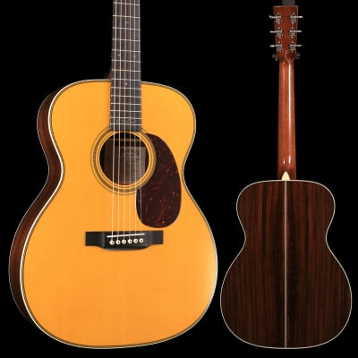 Martin 000-28EC Eric Clapton Vintage Series w/ Hard Case S/N 2267953 4lbs 0.8oz - Demo for sale