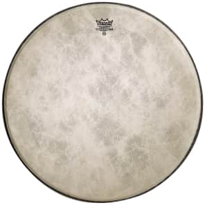 "Remo Powerstroke P3 Fiberskyn Bass Drum Head 18"""