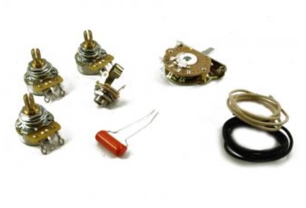 fender strat parts replacement kit switchcraft 2017