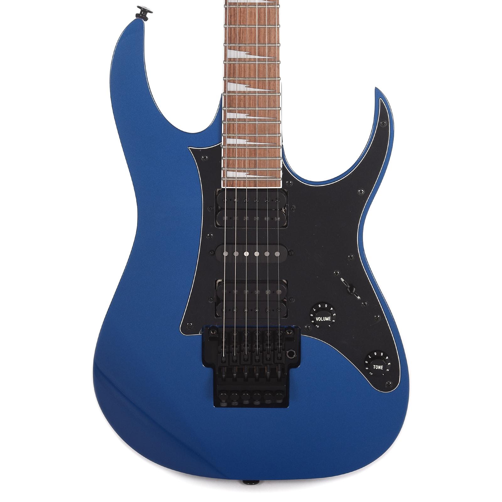 Ibanez RG550DX RG Genesis Collection Laser Blue