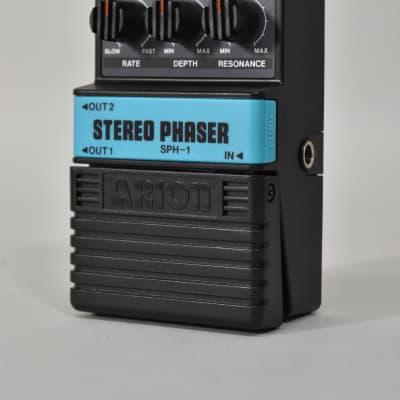 Arion SPH-1 Stereo Phaser Effect Pedal