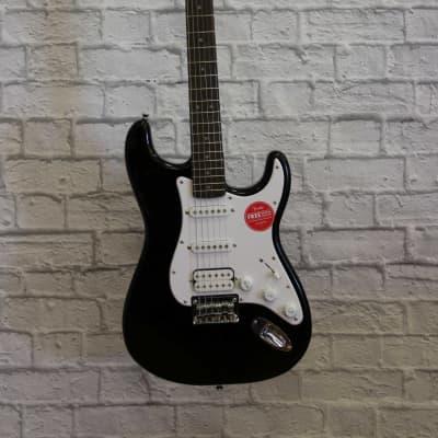 Fender Squier Bullet Stratocaster HSS Hard Tail - Black for sale