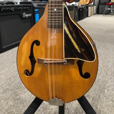 Vintage 1940's Kalamazoo Oriole Mandolin with Original Case for sale