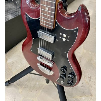 CIMAR SG MADE IN JAPAN 1975 WINE RED for sale