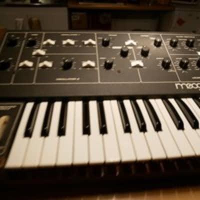 Moog Prodigy 1979 - 1984
