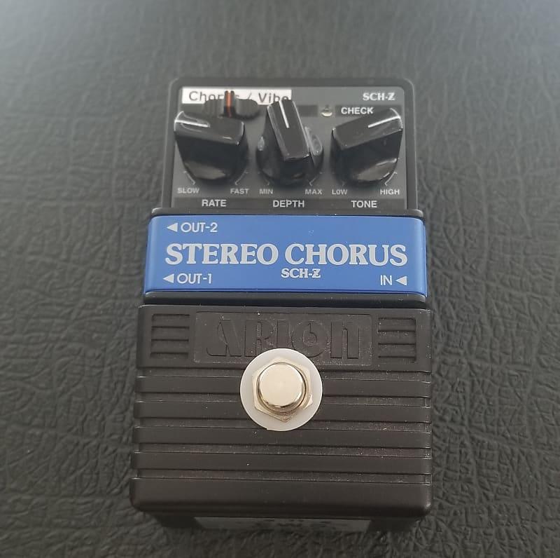 Arion EWS Modded Arion SCH-Z Stereo Chorus | Dave's Shop