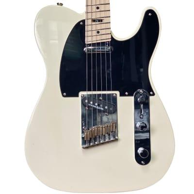 Woodcraft Electric Guitars Custom Multi-scale Tele T-Slanted Frets Electric Guitar for sale