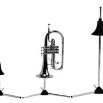 Manhasset #1520 Flugelhorn Stand-In, Instrument Stand