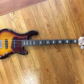 Cort GB35J 3TS 5-String Bass 3 Tone Sunburst