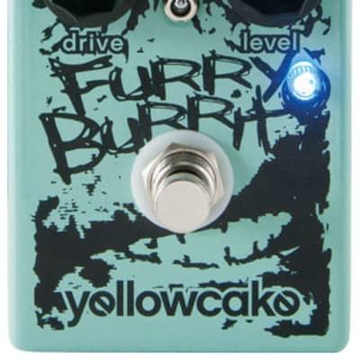 Yellowcake Furry Burrito Guitar Pedal