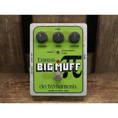 Electro-Harmonix EHX Bass Big Muff Pi for sale