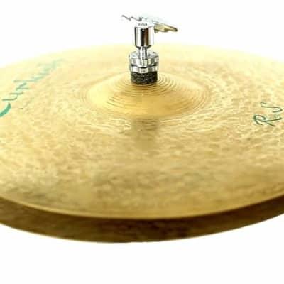 """Turkish Cymbals 14"""" Rhythm & Soul Hi-Hat"""