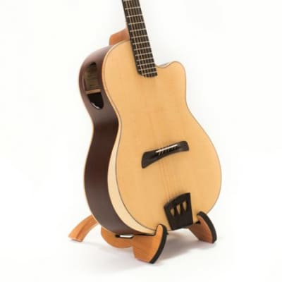 Batson BG-T The Troubadour Solid East Indian Rosewood w/ Sitka Spruce Soundboard, w/ Case for sale