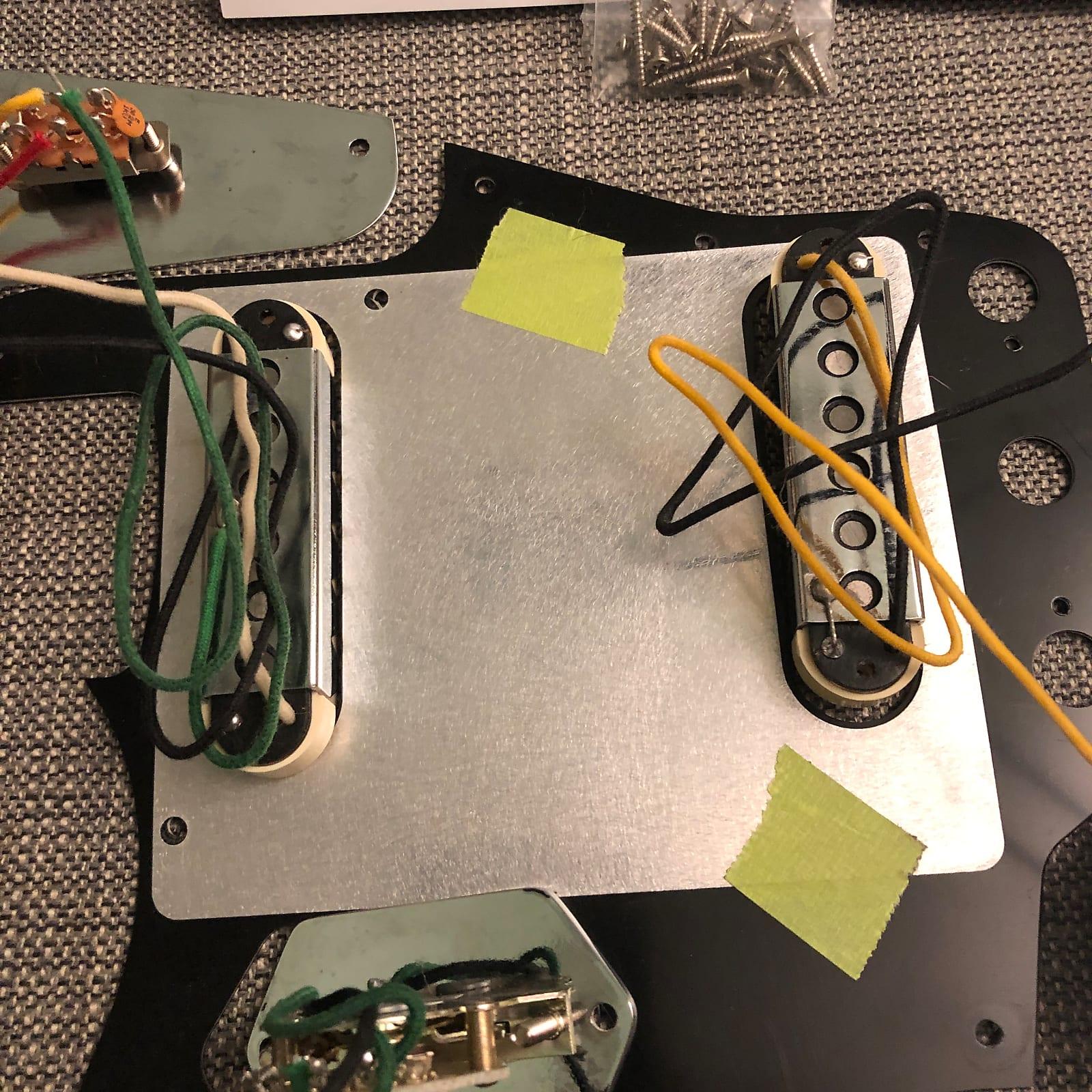 HELP!! DIY Johnny Marr Jaguar Wiring Problems!! - Page 2 - OffsetGuitars.comOffsetGuitars.com