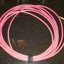 George L's 20 Foot Instrument Cable (Guitar,bass,keyboard,etc.)