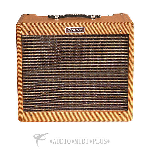 Fender Blues Junior 120 V Guitar Amplifier Lacquered Tweed - 0213205700 -  717669197308