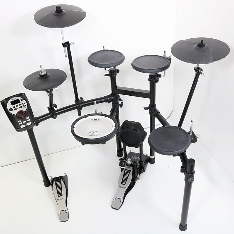 Roland Td-11K-S Electronic Drum Set- Free Shipping*