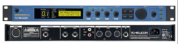 TC Electronic Helicon Voice Works Plus