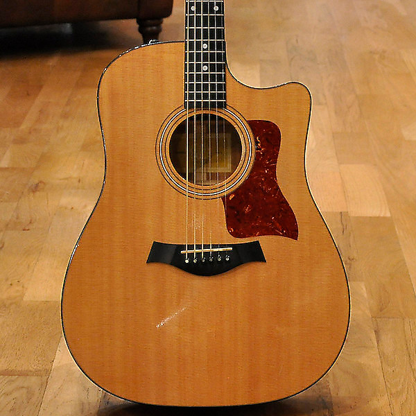 Taylor 310ce Dreadnought Acoustic Electric Guitar Reverb