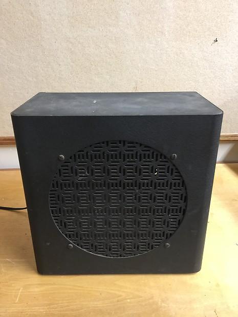 jensen vintage guitar speaker cabinet 10 pm10gs alnico reverb. Black Bedroom Furniture Sets. Home Design Ideas