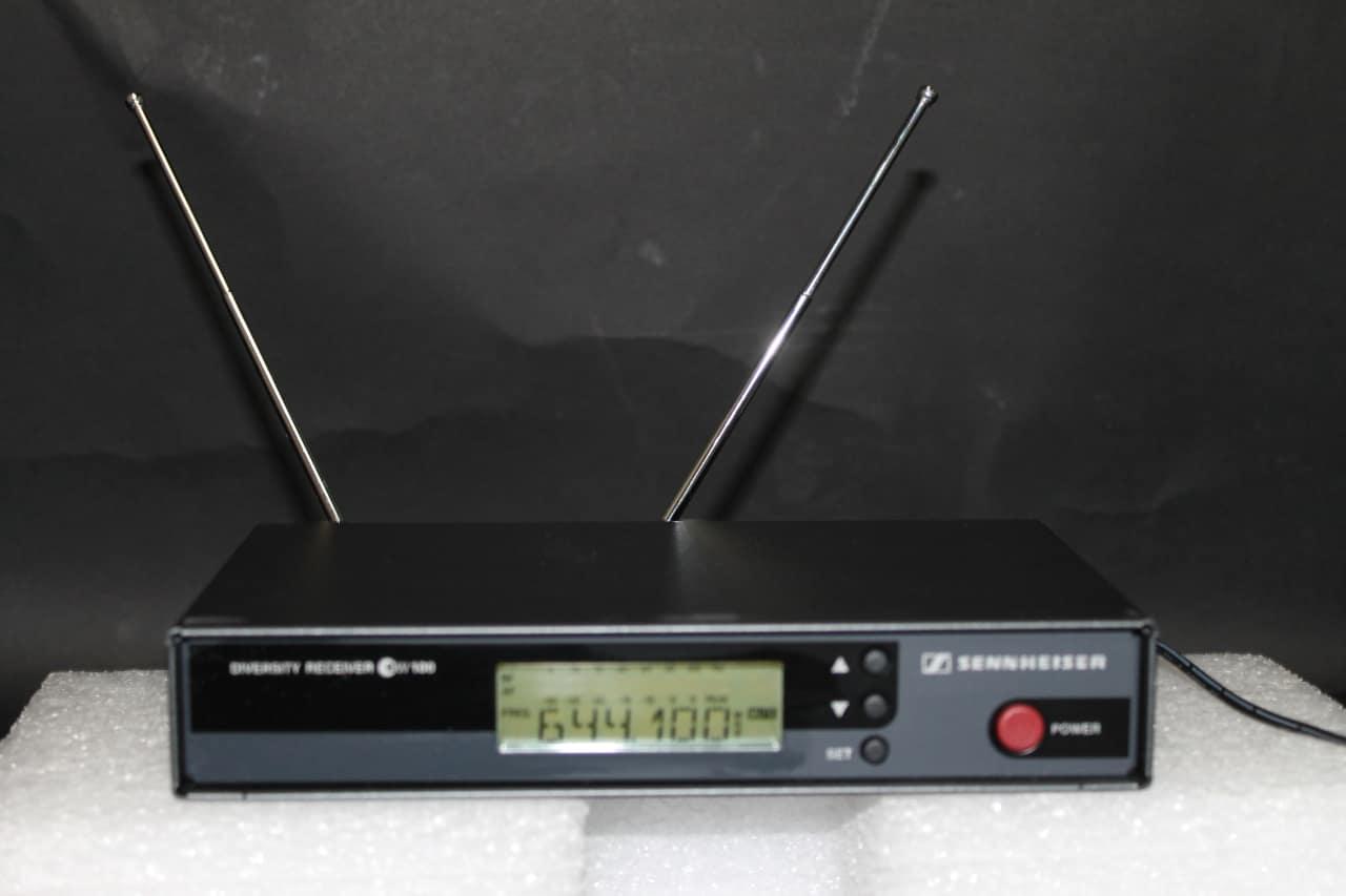 Sennheiser Wireless Receiver : sennheiser evolution ew100 em100 wireless mic receiver g1 reverb ~ Hamham.info Haus und Dekorationen