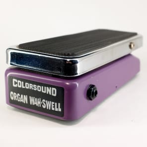 Colorsound Sola Sound Organ Wah+Swell for sale