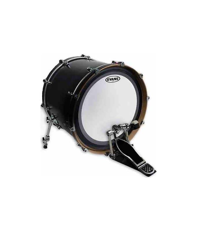 evans bd22emad 22 adjustable dampening bass drumhead reverb. Black Bedroom Furniture Sets. Home Design Ideas