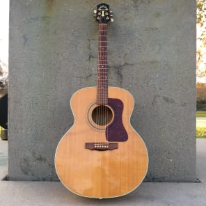 Guild  JF-30 2000 Natural Maple Blond Acoustic Guitar with OSHC for sale