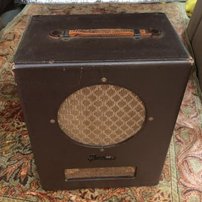 Premier 1930s Guitar Amp with Magnavox Field Coil Speaker Pre-War 30s Amplifier - Recently Restored for sale