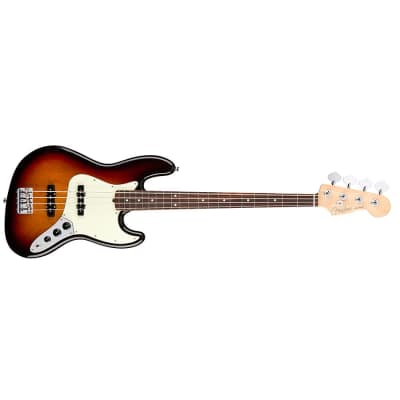 Fender American Professional Jazz Bass Rosewood 3-Color Sunburst