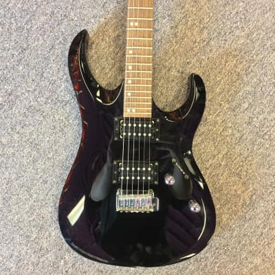 Used Cort X2 Electric Guitar Black image