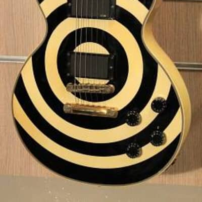 Gibson Custom Zakk Wylde Les Paul Custom Bullseye for sale